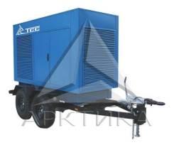 Дизельный генератор ТСС АД-60С-Т400-2РПМ2 на шасси с АВР