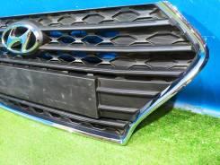 Решётка радиатора Hyundai Solaris ( 2017 - Н. В. ) HCR, G4FG