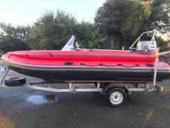 Продам моторную лодку Фрегат 480JET