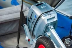 2х-тактный лодочныи мотор Sharmax SM9.8HS