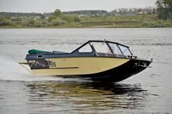 Новый водомётный катер Бриз 550 от производителя