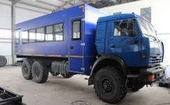 Новый камаз 43118 евро 2 вахтовый фургон, 2020