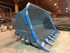 Ковш скальный усиленный 3м3 для погрузчика SDLG956L