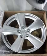 Новые 18-ые диски на Toyota Lexus