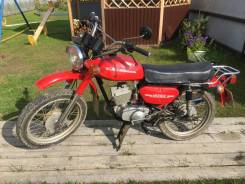 Минск M 125, 1990