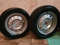 Продам колёса Hankook 185/60R14 82T