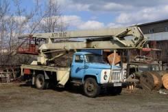 ГАЗ- 53 АГП -18, 1990