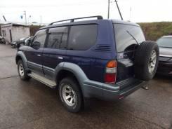 Крыло Toyota Land Cruiser Prado RZJ95W 1KZTE заднее