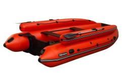 Лодка ПВХ Sibriver Хатанга JET lux - 425 НДНД