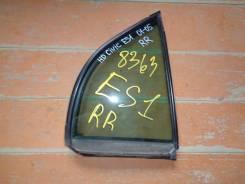 Форточка двери задняя правая HD Civic ES1 2001-2005