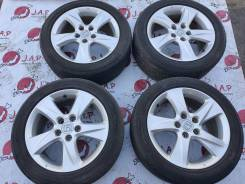 """Диски Honda Enkei R17*7.5"""" +55 Accord 8"""