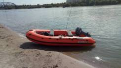 Лодка ПВХ Solar 380 optima