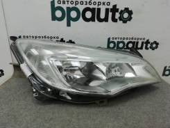 Фара правая галоген (13253647) Opel Astra 2010 - 2012