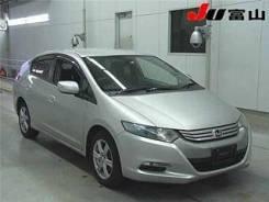 Беспробежная Хонда Инсайт с аукциона Японии 2010 год, оценка 4 балла