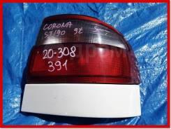 Стоп сигнал правый Toyota Corona 190 (20-308)