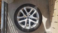 Оригинальные диски Ronal Volkswagen AG Scirocco R17 5x112 8J ET41
