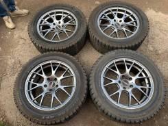 Motec BMW + Bridgestone RFT 255/55 R18 из Японии