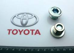 Пробка поддона АКПП (Оригинал) Toyota 90341-18016*00