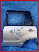 Дверь задняя левая Suzuki Grand Vitara/EscudoTD54W