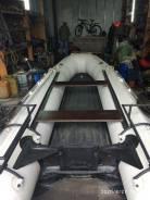 Продам лодку Солар 450