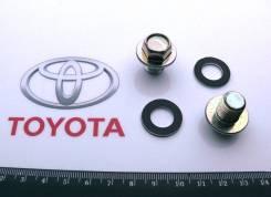 Пробка поддона сливная с прокладкой OHNO YH0112 (Toyota)