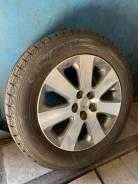 Зимние шины на литых дисках