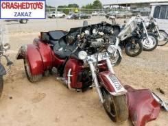 Harley-Davidson Tri Glide Ultra FLHTCUTG, 2009