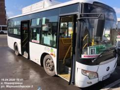 Yutong ZK6852HG, 2019