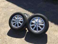 Комплект колес на зимней резине 215/65/16