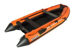 Лодка Solar-420 Strela Jet tunnel