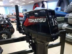 Лодочный мотор Tohatsu M18 Б/У
