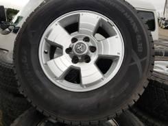 Зимние колёса Toyota Prado Surf 265/70R17