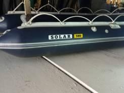 Находится в Сковородино Продам комплект лодка дел Солар 3.8 +