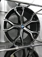 Новые диски R20 BMW X5 G05 разноширокие