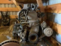 Двигатель с аккп в сборе