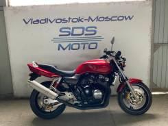Продам дорожник Honda CB 400 SF, 2003