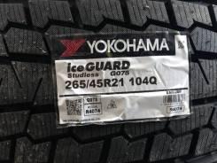 Yokohama Ice Guard G075, 265/45 R21 104Q