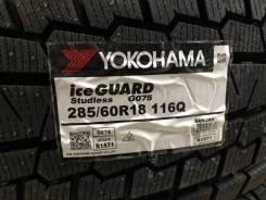 Yokohama Ice Guard G075, 285/60 R18 116Q