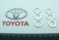 Прокладка форсунки (обратка) Denso 093245-0150=Toyota 23654-64010,