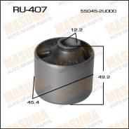 Сайлентблок masuma cube / z10 / , march / k11 / rear Masuma RU407, задний