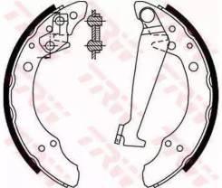 Комплект тормозных колодок, барабанный тормоз TRW GS8526
