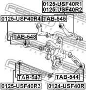 Тяга задняя поперечная правая Febest 0125USF40R1