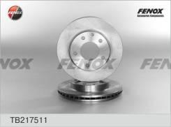 Диск тормозной Fenox TB217511
