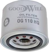Фильтр масляный двигателя fiat ducato, iveco daily Goodwill OG110HQ