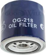 Фильтр масляный двигателя Goodwill OG218