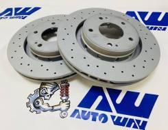 Диск тормозной Peugeot/Citroen/Mitsubishi Sport Zimmermann 440312252