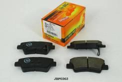 Колодки тормозные дисковые задние Just Drive JBP0363 Hyundai/KIA