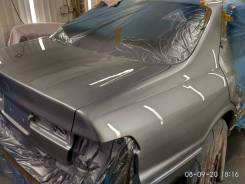 Кузовной ремонт покраска полировка кузова фар сварочные работы