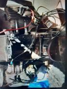 Двигатель Днепр с коробкой всборе