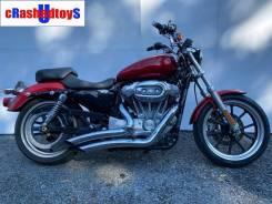Harley-Davidson Sportster Superlow XL883L 46127, 2012